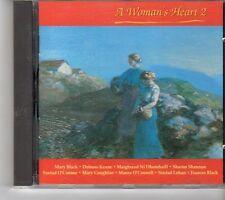 (FH961) A Woman's Heart 2, 16 tracks various artists - CD
