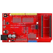 Nano-UNO Shield Adapter Expansion Board Con Regolatore/Fusibile Per Arduino DB