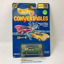 #2  Fab Cab * Hot Wheels 1990 Convertibles * WD5