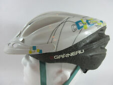 Louis Garneau Womens Diva Helmet 15 Vents Size: 52-57cm White