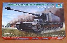 Trumpeter 1/35 00350 German 12.8cm L/61 Sturer Emil