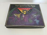 Magnavox Odyssey 2 The Quest For The Rings Video Game Complete