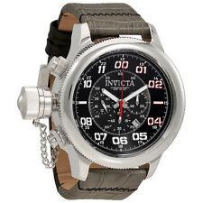Invicta Russian Diver Chronograph Black Dial Mens Watch 22287