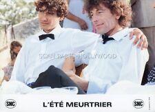 ALAIN SOUCHON L'ÉTÉ MEURTRIER 1983 PHOTO D'EXPLOITATION #3