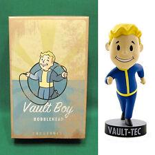 "Fallout 3 Vault Boy 5"" Endurance 101 Bobblehead Series #1 NIB Vault-Tec Pip Boy"