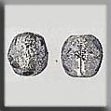Mill Hill tesoros de vidrio 6mm Forrado De Corte Redondo Cuentas Perlas 12248 2