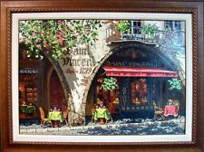 Viktor Shvaiko Summer in Provence Hand Signed with Custom Frame