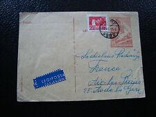 HONGRIE - carte 1963 (cy12) hungary