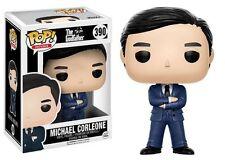 Michael Corleone FUNKO POP IL PADRINO FIGURE  GODFATHER POP MOVIES CINEMA