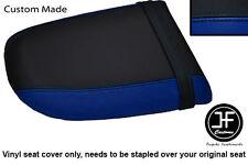 R personalizado de Vinilo Azul y Negro Para Kawasaki ZX12 R Ninja 1200 00-05 Cubierta de Asiento Trasero
