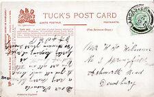 Genealogy Postcard - Family History - Wilman - Ashworth Road - Dewsbury   U2396