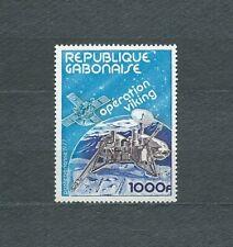 AFRIQUE GABON - 1977 YT 197 ESPACE - PA AIR MAIL - NEUF* MH
