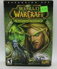 World Of Warcraft The Burning Crusade Expansion Set PC Game 2006