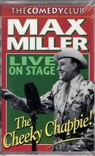 Max Miller 'THE CHEEKY CHAPPIE! LIVE ON STAGE' Audio Cassette New/Sealed