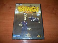 THE STING! EL GOLPE DEL SIGLO PC (EDICIÓN ESPAÑOLA PRECINTADO)