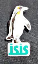 Muy raros prendedor Isis pingüino, pin, ansteck aguja, aprox. 33mm, rareza