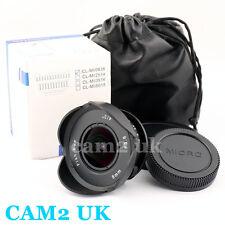 "8mm f/3.8 CCTV MFT mount Fisheye lens for 4/3"" camera Micro M4/3 Panasonic OM-D"