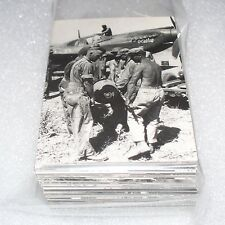 WORLD WAR II - A Grateful Nation Remembers Trading Card Set   WWII