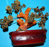 Oriental Japanese Feng Shui Lucky Chinese Bonsai Money Coin Tree