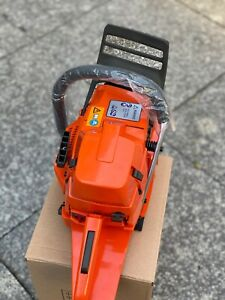 "Gasoline CHAINSAW HUS372 Gasoline 71CC CHAIN SAW Powerful Chainsaw 18"" Blade"