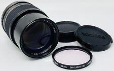Vintage Yashica ML 135mm f/2.8 C Lens