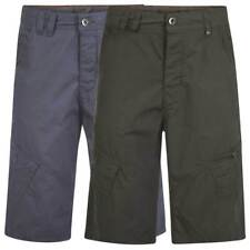 New Mens Dissident Anatole Casual Pocket Combat Cargo Shorts Bottoms Size S-L