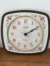 Belle Horloge Pendule vedette Des Années 60's / 70's
