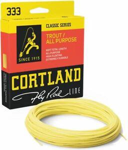 Cortland 333 Floating Fly Fishing Line