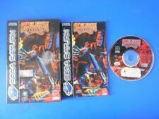"Skeleton Warriors ""VERY RARE"" - Sega Saturn Games | All Age Games | PAL"