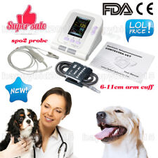 08AVET Veterinary Blood Pressure Monitor, 6-11cm cuff+spo2 probe+usb pc sw