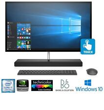"HP ENVY 27-b 27"" QHD Touchscreen, Core i7-7700T, 2TB HD/256GB SSD All-in-One"