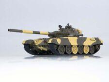 1:43 T-72A  Main Battle Tank MODIMIO Collections + magazine #1 NT001
