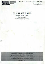 Rail Express Systems Class 325 EMU LOR Training Notes *DOWNLOAD*