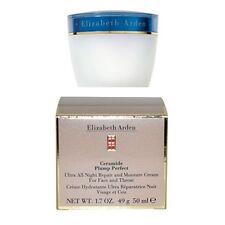ELIZABETH ARDEN CERAMIDE PLUMP PERFECT ULTRA ALL NIGHT CREAM, 1.7 FL. OZ. NIB