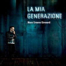 MAURO ERMANNO GIOVANARDI - LA MIA GENERAZIONE - CD NUOVO SIGILLATO