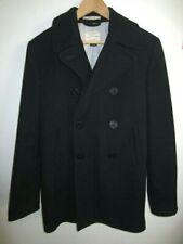 Club Monaco Navy Heavy Wool Peacoat coat sz xs