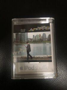 Apple 2GB iPod Shuffle - 3rd Generation - Silver (New)