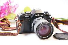 Nikon F-301 mit Objektiv  Soligor 28-105mm  3,5-4,8 MC