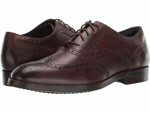 COLE HAAN Men's Lewis Grand 2.0 Wing Tip Oxford Dress Shoes NEW NIB