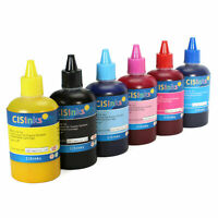 Sublimation Dye Refill Ink Set for Epson Stylus Photo 1390 1400 CISS Quality Ink