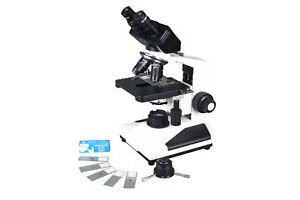 Forschung Qualität Hell & Dunkelfeld Binocular Klinische Biologie Mikroskop
