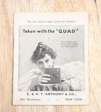 Anthony Quad Sales Brochure/cks/198637