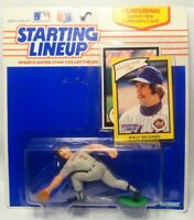 1990  WALLY BACKMAN - Starting Lineup (SLU) Baseball Figure - TWINS & NY METS