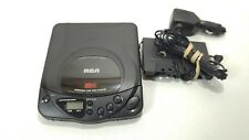 Vintage RCA Portable Car Disc Player Bass Boost With Cassette Adapter (f2)