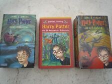 Harry Potter Bücher  Band 2,4,5  Joanne K. Rowling -top