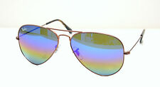 OCCHIALE SOLE RAYBAN AVIATOR LARGE METAL 3025 CAL. 58 ORIGINALE NUOVO!!