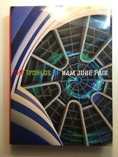 NEW The Worlds Of Nam June Paik Guggenheim 2000 Hardcover