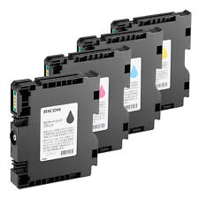 Ricoh Genuine 4PK GC41 ink cartridge for SG2010/2100/3110/3100SF/3110SF/7100