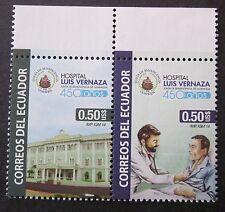 Medizin Religion Hospital 450 Jahre !  Arzt Patient Ecuador Zd
