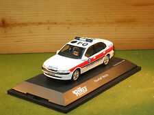 SCHUCO Vauxhall Vectra Lancashire Police in White 1/43rd Scale